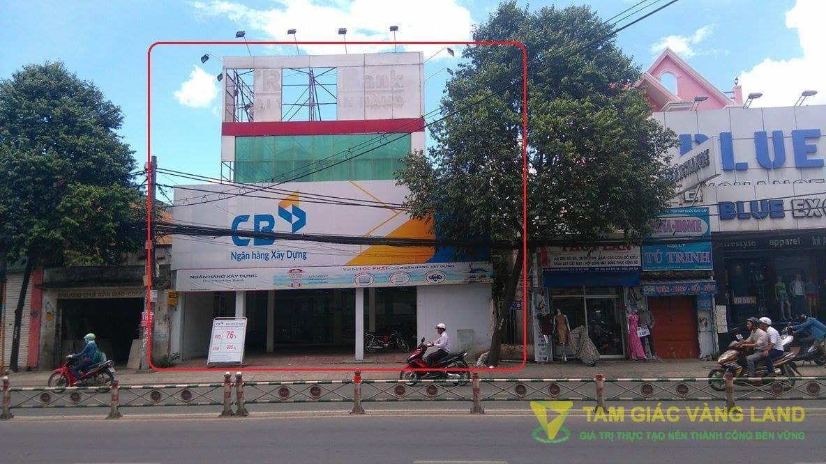 Cho thuê nhà mặt tiền đường Quang Trung, Phường 8, Quận Gò Vấp, DT 11.5x31m, 1 trệt, 1 lầu, Giá 160 triệu/tháng