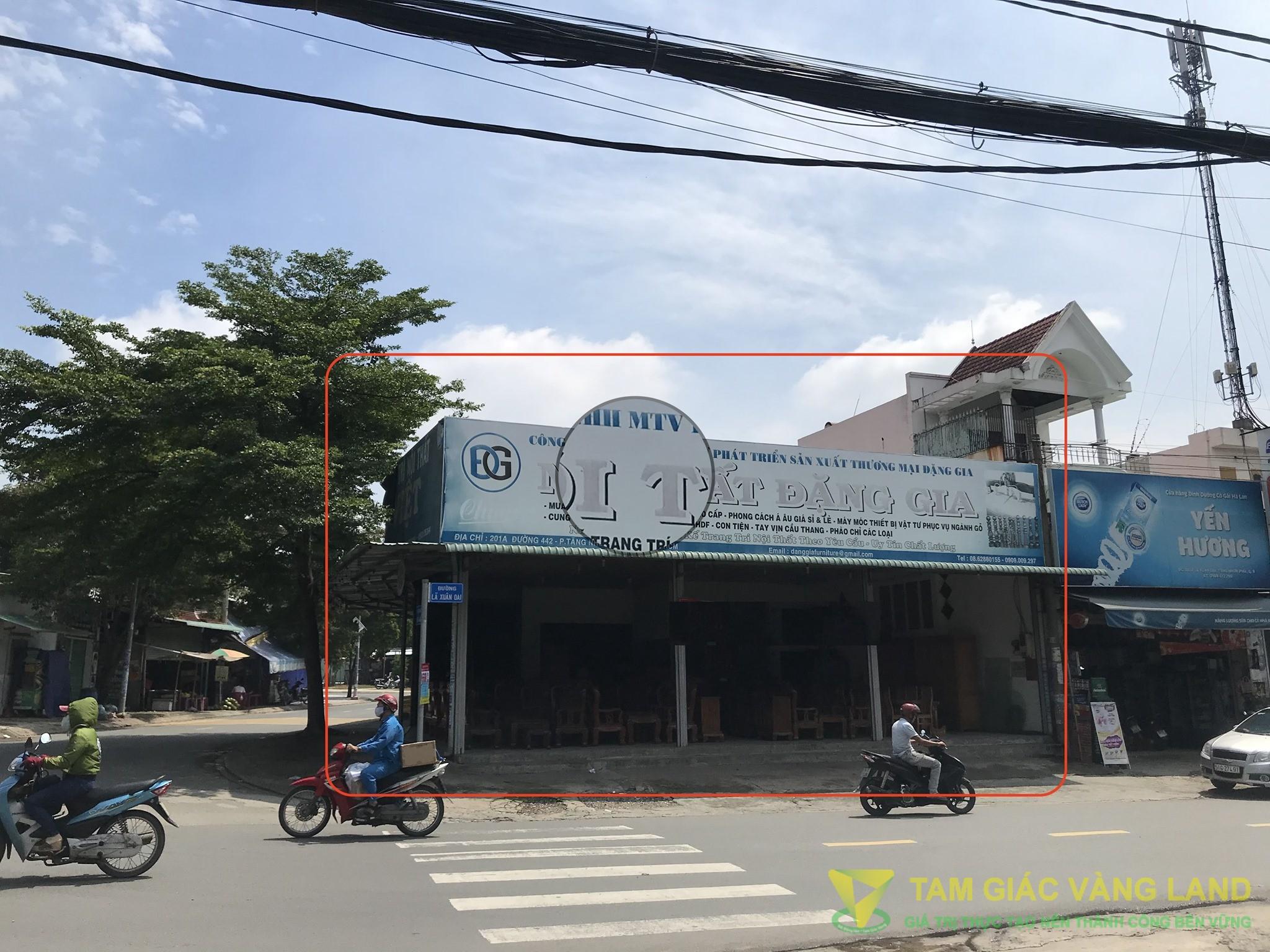 Cho thuê nhà mặt tiền đường Lã Xuân Oai, Phường Tăng Nhơn Phú A, Quận 9, DT 12.5x14m, 1 trệt, Giá 50 triệu/tháng