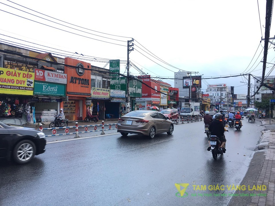 Cho thuê nhà mặt tiền đường Võ Văn Ngân, Phường Trường Thọ, Quận Thủ Đức, DT 10x28m, 1 trệt 4 lầu, Giá 130 triệu/tháng