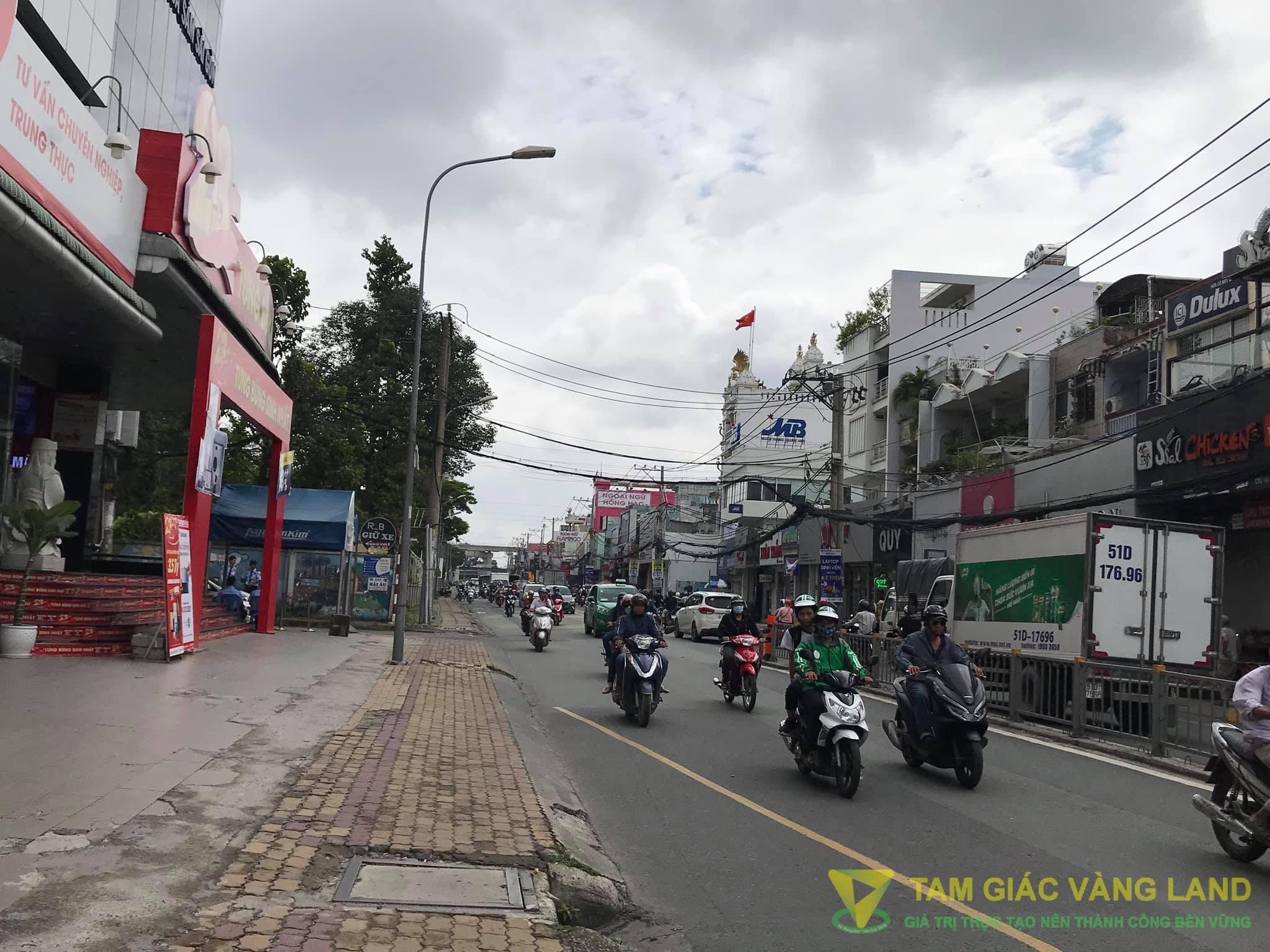 Cho thuê mặt bằng đường Võ Văn Ngân, Phường Linh Chiểu, Quận Thủ Đức, DT 4x12m, 1 trệt, Giá 45 triệu/tháng