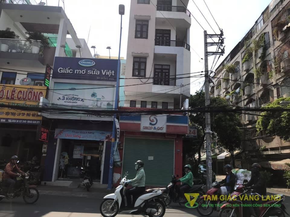 Cho thuê nhà mặt tiền đường Đồng Đen, Phường 14, Quận Tân Bình, DT 4x13m, Mặt bằng, Giá 20 triệu/tháng