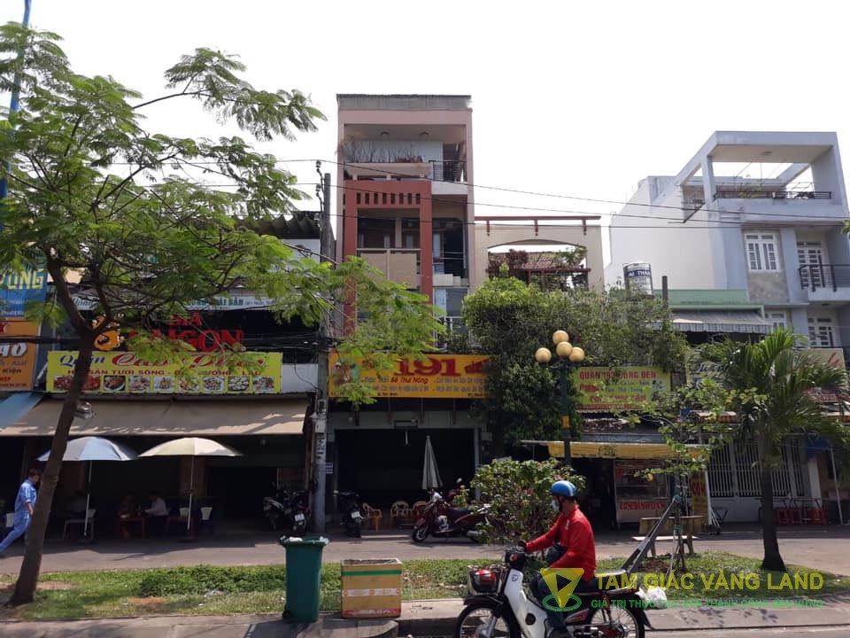 Cho thuê nhà mặt tiền đường Đồng Đen, Phường 11, Quận Tân Bình, DT 5.5x19m, Mặt bằng, Giá 35 triệu/tháng