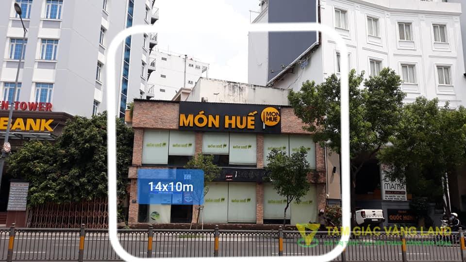 Cho thuê nhà mặt tiền Nguyễn Văn Trỗi ngang 15m hàng hiếm
