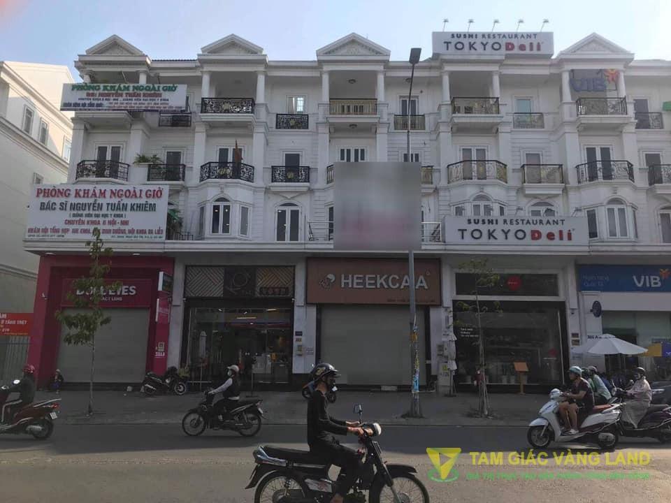 Cho thuê nhà mặt tiền đường Phan Văn Trị, Phường 5, Quận Gò Vấp, DT 6x21m, 1 trệt 1 lửng 2 lầu, Giá 120 triệu/tháng