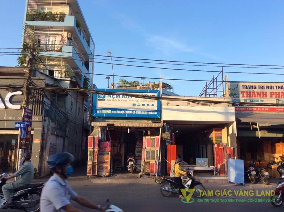 Cho thuê nhà mặt tiền đường Lê Văn Việt, Phường Hiệp Phú, Quận 9, DT 3.91x22m, 1 trệt 1 lầu, Giá 60 triệu/tháng