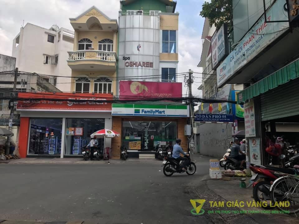 Cho thuê nhà mặt tiền đường Nguyễn Văn Công, Phường 3, Quận Gò Vấp, DT 6.5x18m, 1 trệt 2 lầu, Giá 50 triệu/tháng