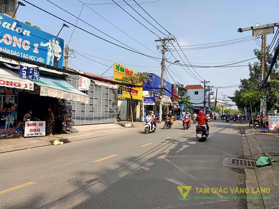 Cho thuê nhà mặt tiền đường Lê Văn Lương, Phường Tân Quy, Quận 7, DT 11x30m, mặt bằng, Giá 100 triệu/tháng