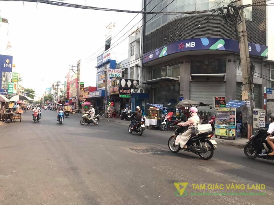 Cho thuê nhà mặt tiền đường Tân Hương, Phường Tân Quý, Quận Tân Phú, DT 8x18m, 1 trệt 1 lầu, Giá 100 triệu/tháng