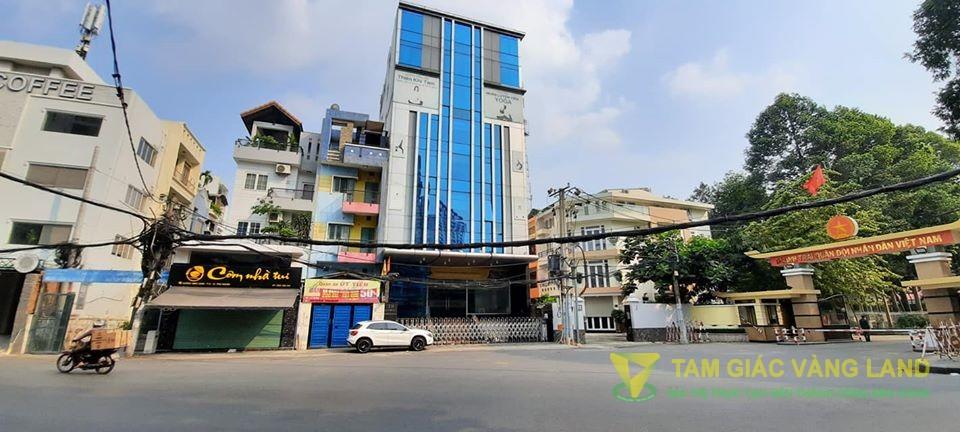 Cho thuê nhà 1000m2 gần 5 chung cư và công viên Gia Định - Phường 9, Quận Phú Nhuận