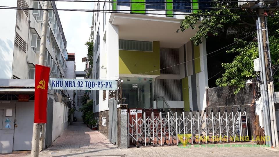 Cho thuê nhà nguyên căn 92 Thích Quảng Đức, Phường 5, Quận Phú Nhuận