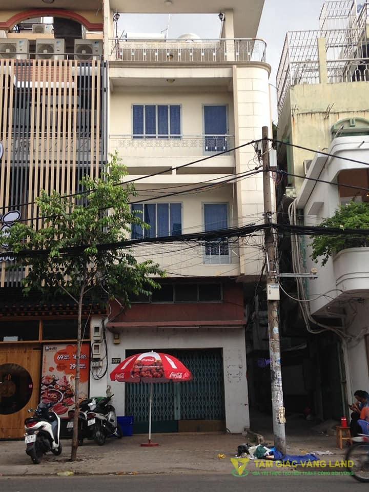 Cho thuê nhà mặt tiền đường Lãnh Binh Thăng, Phường 8, Quận 11, DT 4x18m, 1 trệt 3 lầu, Giá 50 triệu/tháng