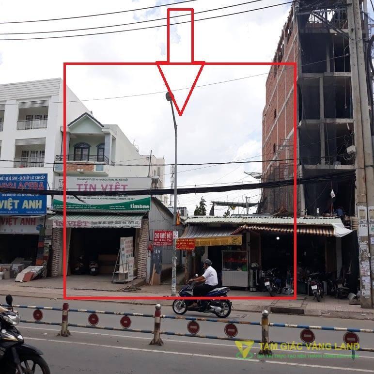 Cho thuê mặt bằng 1000m2 số 30A Nguyễn Thị Thập, Phường Bình Thuận, Quận 7