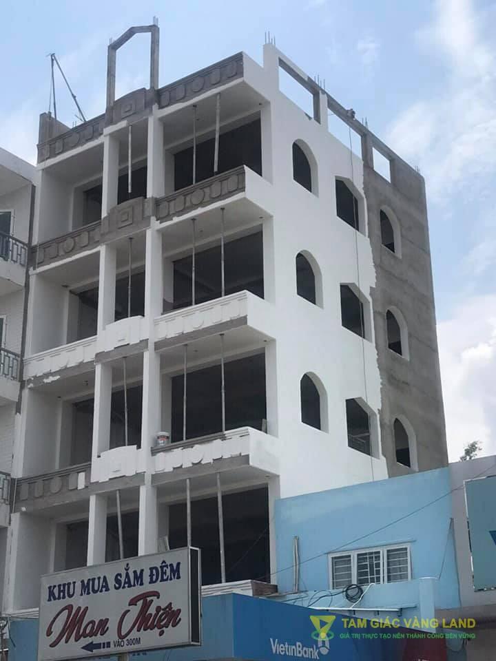 Cho thuê nhà 7.8x18m 7 lầu Man Thiện, P. Tăng Nhơn Phú A, Q.9