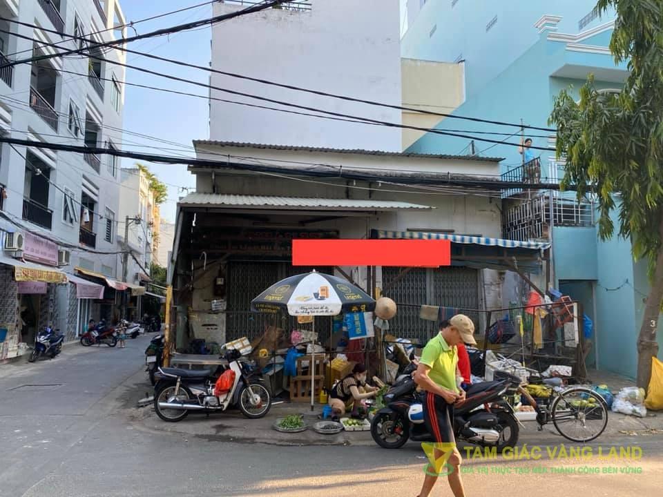 Cho thuê nhà Góc 2 mặt tiền đường Văn Chung, Phường 13, Quận Tân Bình, DT 8x11m, 1 trệt, gác, Giá 30 triệu/tháng
