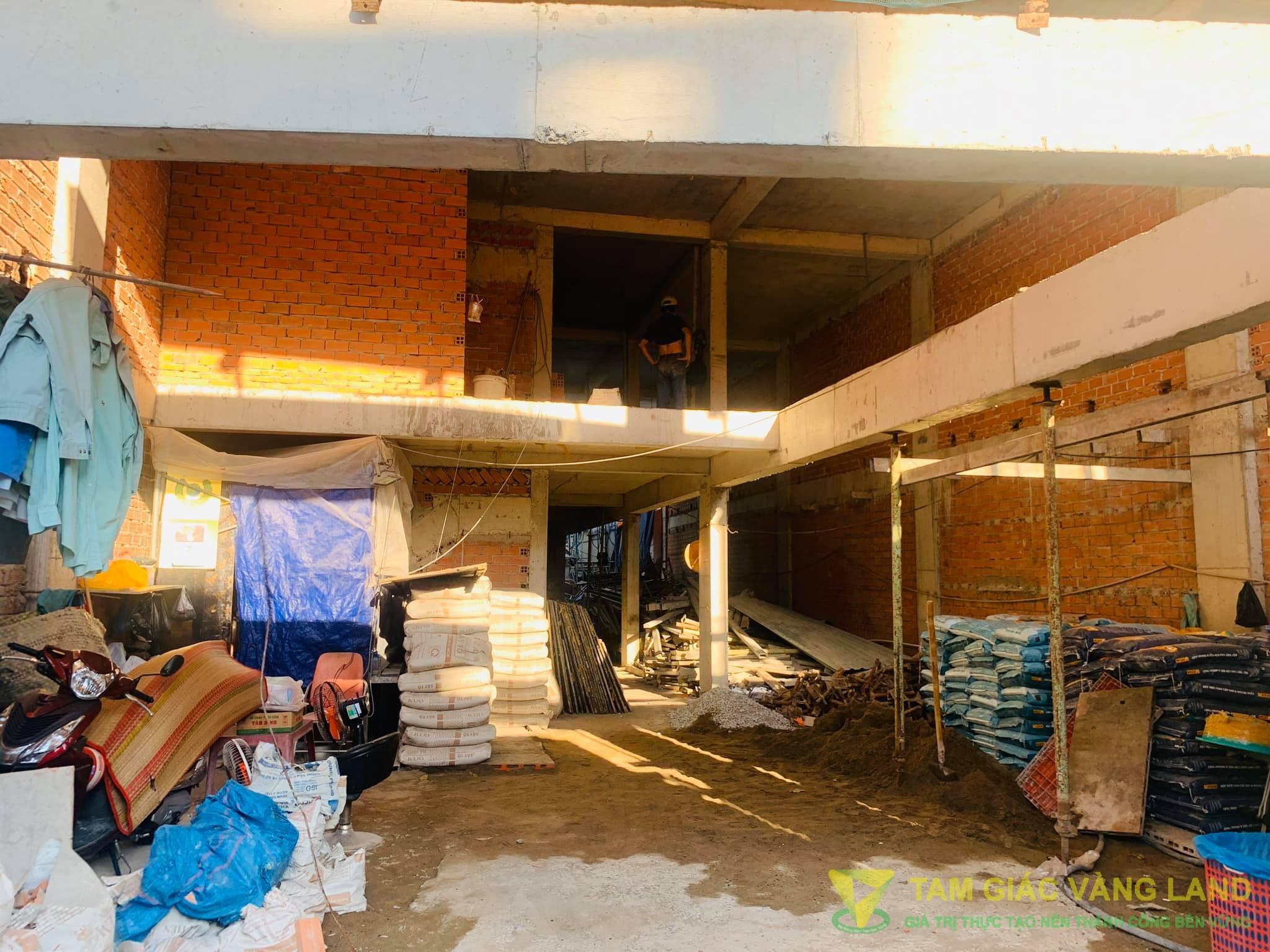 Cho thuê nhà mặt tiền đường Lũy Bán Bích, Phường Phú Thạnh, Quận Tân Phú, DT 8.8x22m, 1 trệt 1 lững 5 lầu, Giá 200 triệu/tháng