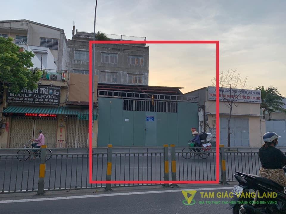 Cho thuê nhà mặt tiền đường Lũy Bán Bích, Phường Tân Thới Hòa, Quận Tân Phú, DT 10x30m, cấp 4, Giá 40 triệu/tháng