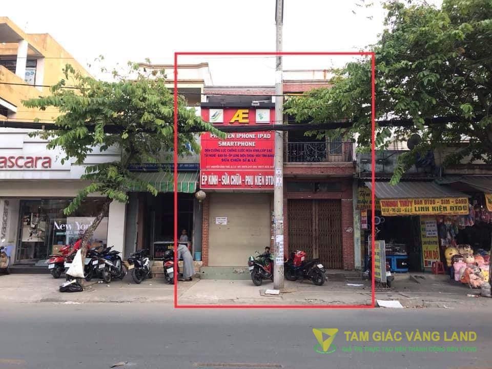 Cho thuê nhà mặt tiền đường Nguyễn Ảnh Thủ, Phường Trung Mỹ Tây, Quận 12, DT 6x17m, cấp 4, Giá 60 triệu/tháng