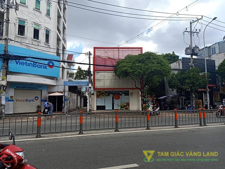 Cho thuê mặt bằng đường Nguyễn Thái Sơn, Phường 4, Quận Gò Vấp, DT 6x25m, 1 trệt 1 lầu, Giá 45 triệu/tháng