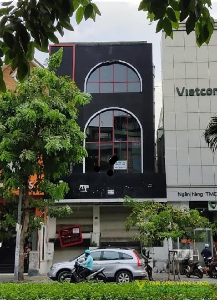 Cho thuê nhà mặt tiền đường Phan Xích Long, Phường 7, Quận Phú Nhuận, DT 8x16m, hầm+trệt+3 lầu., Giá 8000 usd/tháng