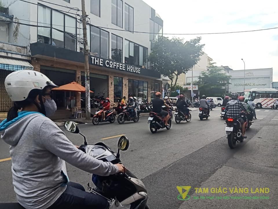 Cho thuê nhà mặt tiền đường Vườn Lài, Phường Phú Thọ Hòa, Quận Tân Phú, DT 4x23m, trệt, Giá 25 triệu/tháng