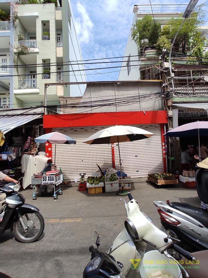 Cho thuê nhà mặt tiền đường trần mai ninh, Phường 12, Quận Tân Bình, DT 6x23m, trệt, Giá 30 triệu/tháng