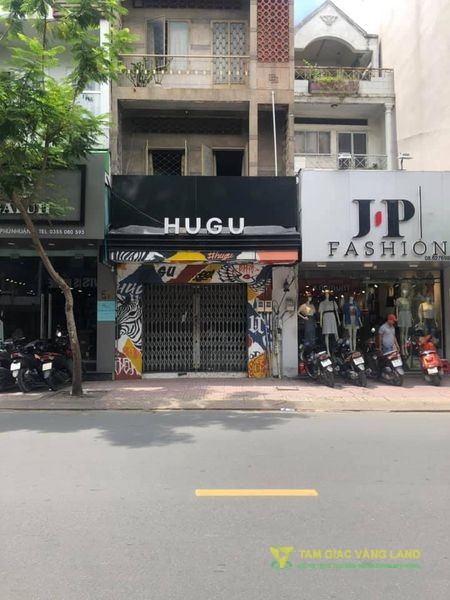 Cho thuê nhà mặt tiền đường Lê Văn Sỹ, Phường 13, Quận Phú Nhuận, DT 4x12m, mặt bằng, Giá 30 triệu/tháng