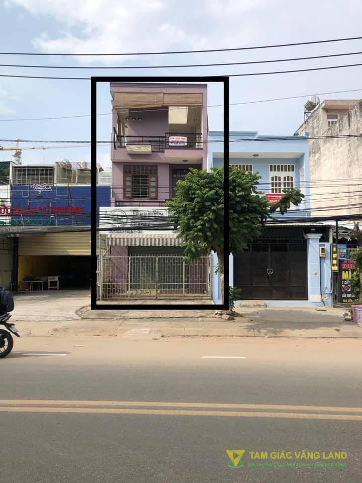 Cho thuê nhà mặt tiền đường Man Thiện, Phường Tăng Nhơn Phú A, Quận 9, DT 5x20m, 1 trệt 2 lầu, Giá 25 triệu/tháng