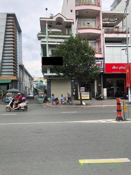 Cho thuê nhà mặt tiền đường Hậu Giang, Phường 5, Quận 6, DT 3.9x17m, 1 trệt 1 lững 2 lầu, Giá 55 triệu/tháng