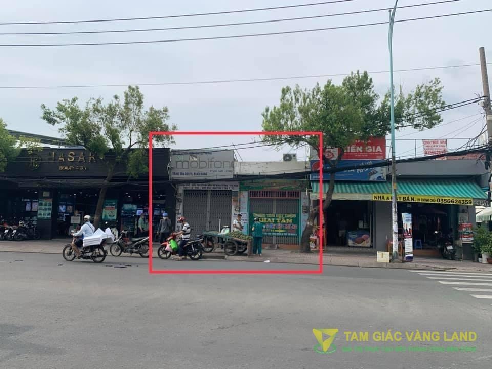 Cho thuê nhà mặt tiền đường Lê Văn Quới, Phường Bình Hưng Hoà A, Quận Bình Tân, DT 7x10m, Trệt, Giá 35 triệu/tháng