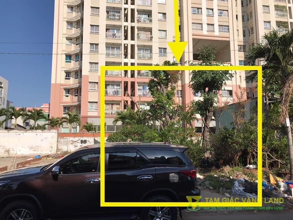 Cho thuê đất nền đường Nguyễn Duy Trinh, Phường Bình Trưng Đông, Quận 2, DT 10x21m, Đất trống, Giá 30 triệu/tháng