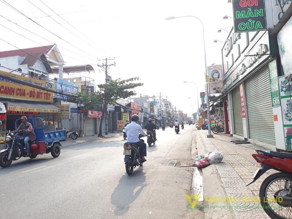 Cho thuê nhà mặt tiền đường Nguyễn Ảnh Thủ, Phường Hiệp Thành, Quận 12, DT 14x28m, nhà cấp 4, Giá 75 triệu/tháng