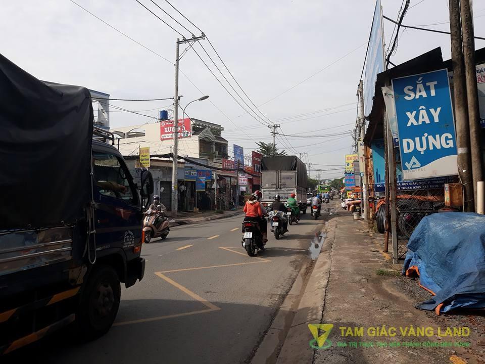 Cho thuê nhà mặt tiền đường Hà Huy Giáp, Phường Thạnh Xuân, Quận 12, DT 12x30m, 1 trệt 2 lầu, Giá 65 triệu/tháng
