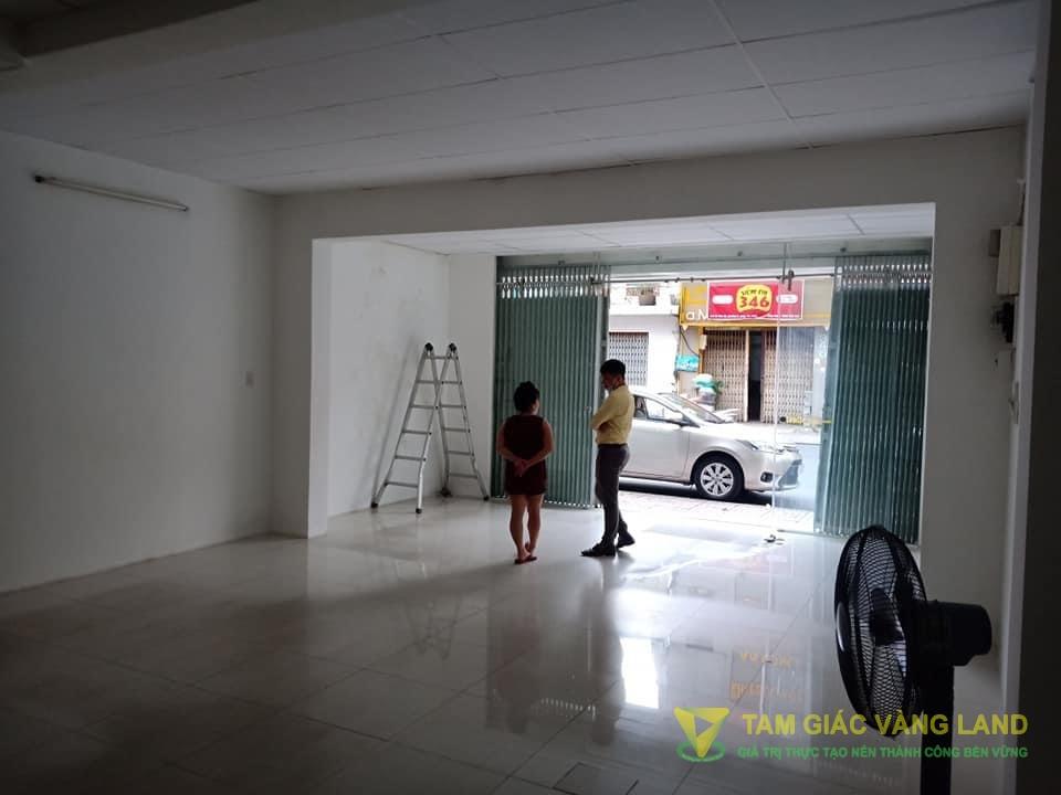 Cho thuê góc 2 MT đường Lê văn Sỹ, Phường 1, Quận Tân Bình, DT 6x10m, Mặt bằng, Giá 42 triệu/tháng