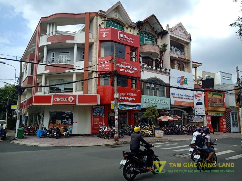 Cho thuê nhà mặt tiền đường Hoàng Diệu 2, Phường Linh Chiểu, Quận Thủ Đức, DT 5x20m, 1 trệt 1 lầu, Giá 50 triệu/tháng