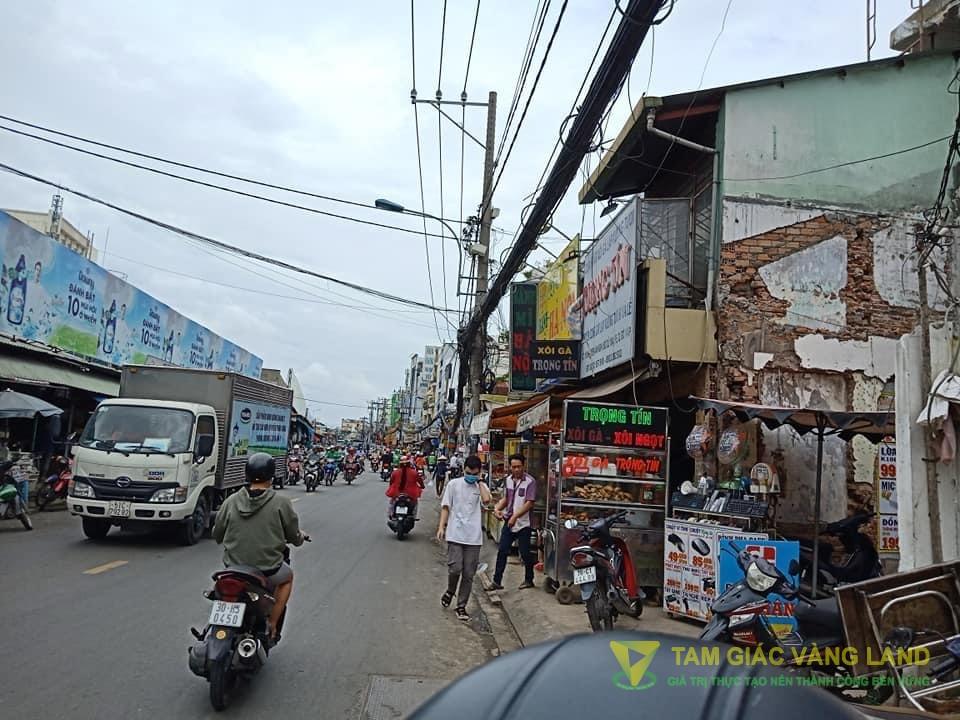 Cho thuê mặt bằng đường Nguyễn Văn Nghi, Phường 5, Quận Gò Vấp, DT 5x10m, Mặt bằng, Giá 35 triệu/tháng