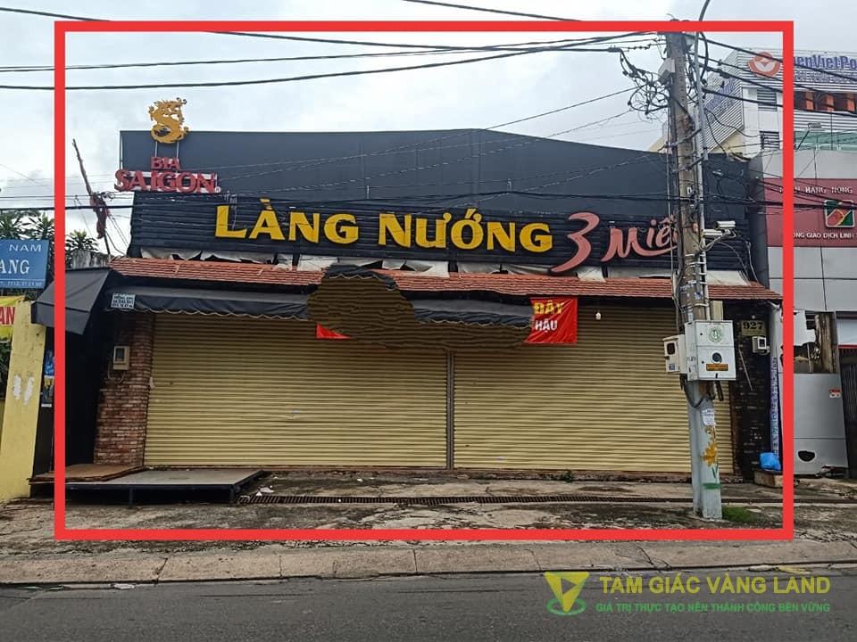Cho thuê nhà mặt tiền đường Kha Vạn Cân, Phường Linh Tây, Quận Thủ Đức, DT 12.5x32m, mặt bằng, Giá 80 triệu/tháng