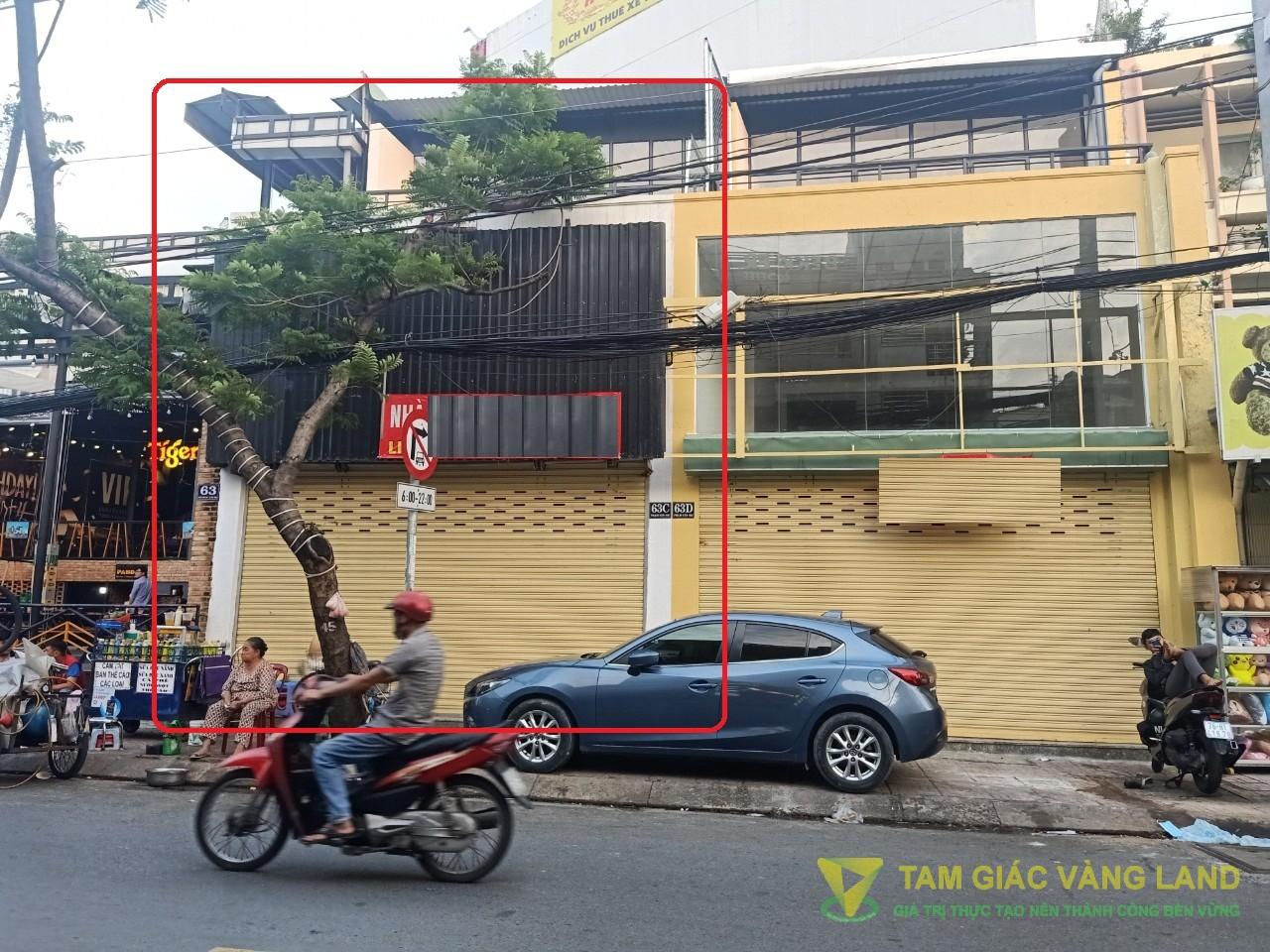 Cho thuê nhà mặt tiền đường Phạm Văn Hai, Phường 3, Quận Tân Bình, DT 6x19m, 1 trệt 2 lầu, Giá 70 triệu/tháng