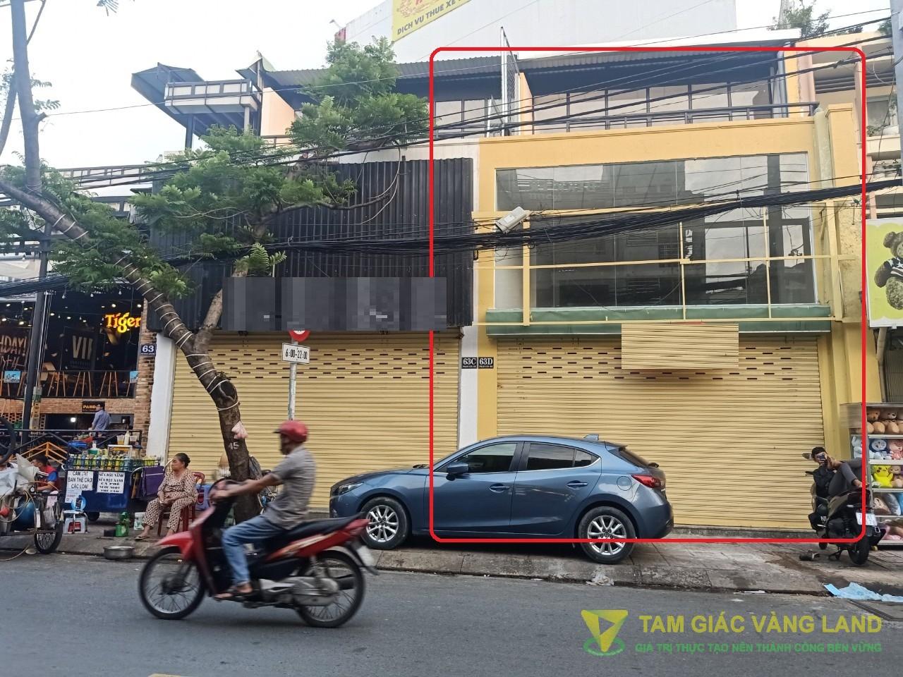 Cho thuê nhà mặt tiền đường Phạm Văn Hai, Phường 3, Quận Tân Bình, DT 6x15m, 1 trệt 2 lầu, Giá 65 triệu/tháng