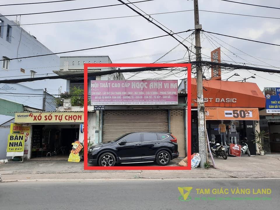 Cho thuê nhà mặt tiền đường Kha Vạn Cân, Phường Linh Chiểu, Quận Thủ Đức, DT 5x10m, mặt bằng, Giá 20 triệu/tháng
