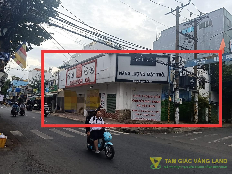 Cho thuê nhà mặt tiền đường Lê Khôi, Phường Phú Thạnh, Quận Tân Phú, DT 18x14m, mặt bằng, Giá 50 triệu/tháng