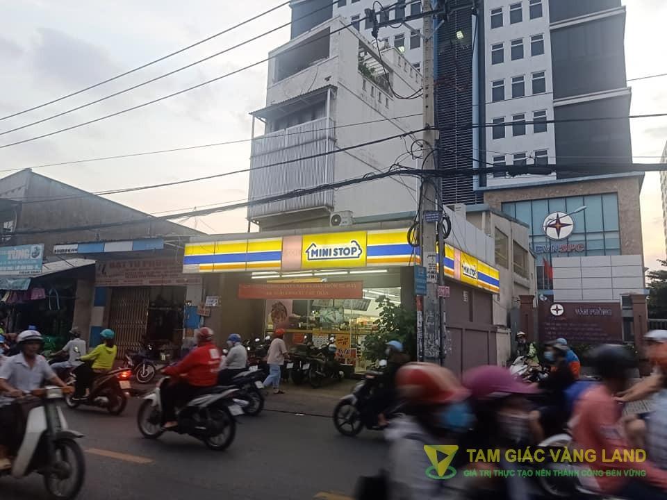 Cho thuê nhà mặt tiền đường Âu Cơ, Phường Tân Sơn Nhì, Quận Tân Phú, DT 7x17m, 1 trệt 1 lầu, Giá 50 triệu/tháng