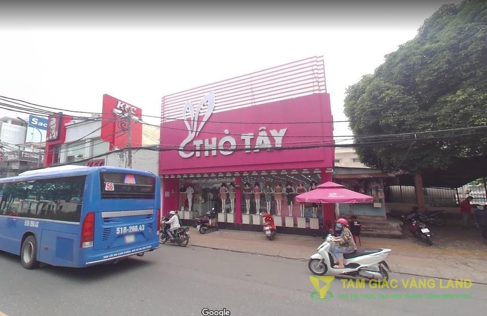 Cho thuê nhà mặt tiền đường Võ Văn Ngân, Phường Linh Chiểu, Quận Thủ Đức, DT 9.5x20m, 1 trệt, Giá 140 triệu/tháng