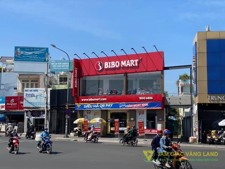 Cho thuê nhà mặt tiền đường Lũy Bán Bích, Phường Phú Thọ Hòa, Quận Tân Phú, DT 10x10m, 1 trệt, 1 lầu, Giá 90 triệu/tháng