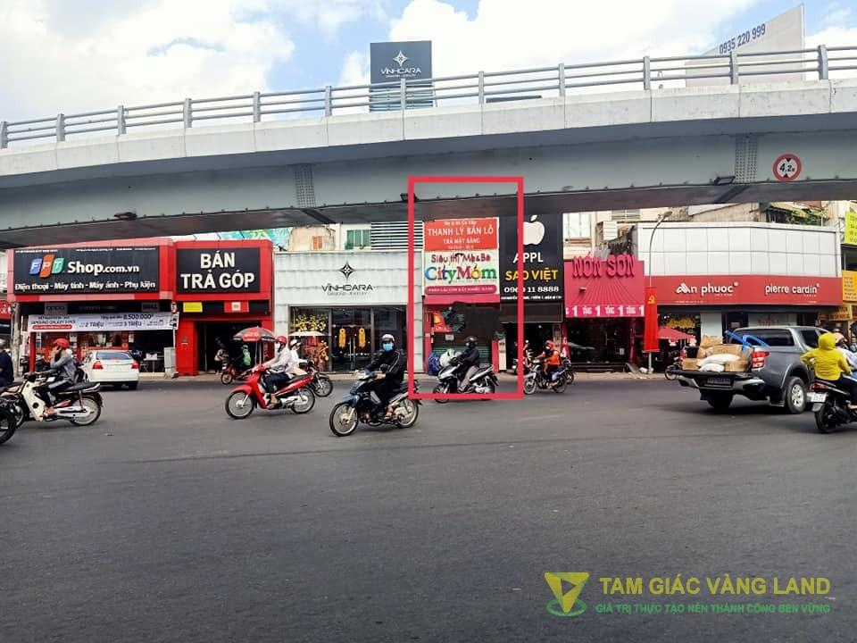 Cho thuê nhà mặt tiền đường Nguyễn Văn Nghi, Phường 10, Quận Gò Vấp, DT 4x33m, 1 trệt 3  lầu, Giá 2200 usd/tháng