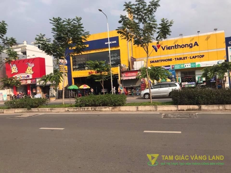 Cho thuê nhà mặt tiền 139 đường Trần Não, Phường Bình An, Quận 2, DT 16x25m, 1 trệt, Giá 160 triệu/tháng