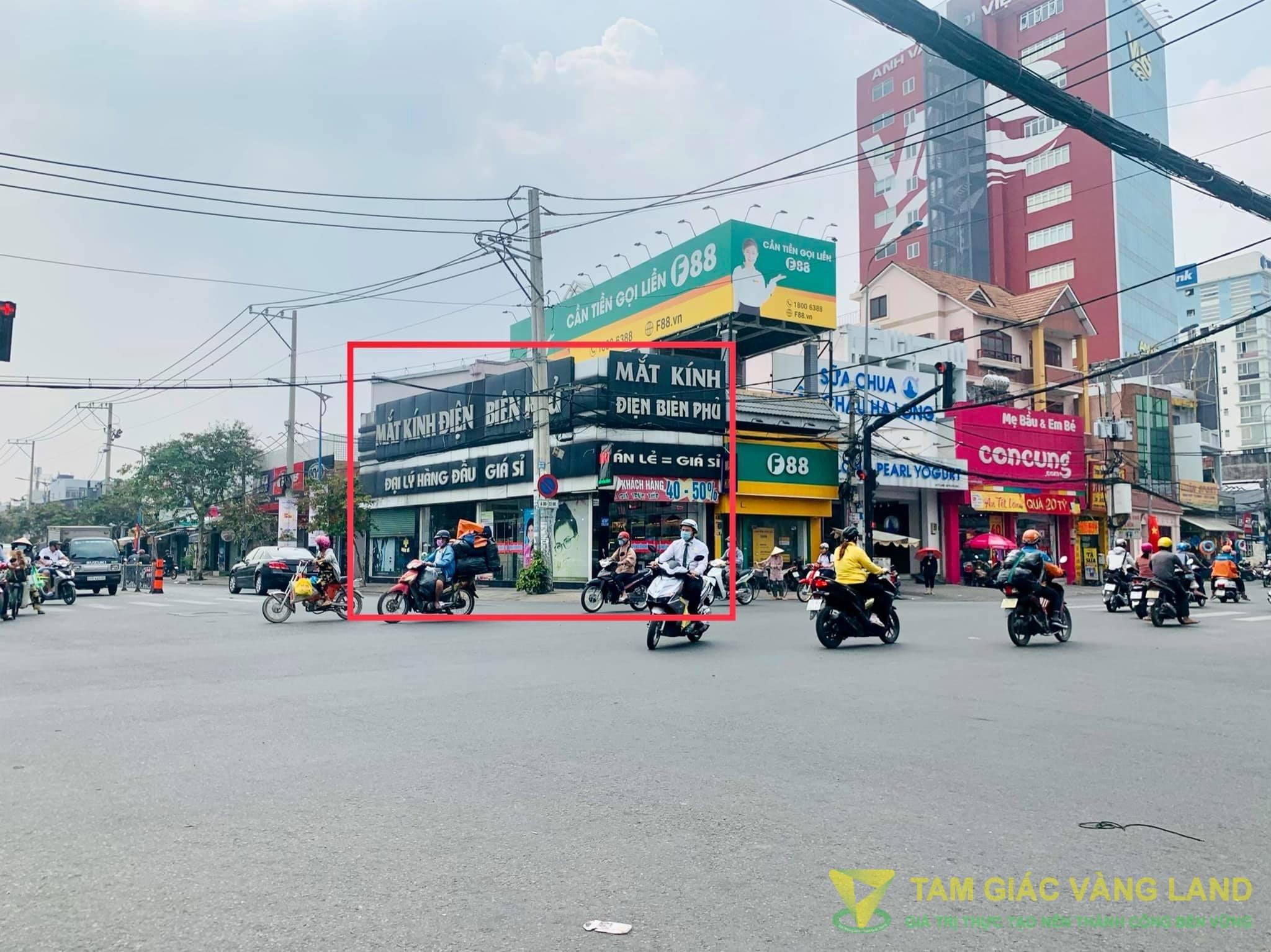 Cho thuê nhà mặt tiền đường Hòa Bình, Phường Hiệp Tân, Quận Tân Phú, DT 4.5x16m, 1 trệt 1 lầu, Giá 90 triệu/tháng