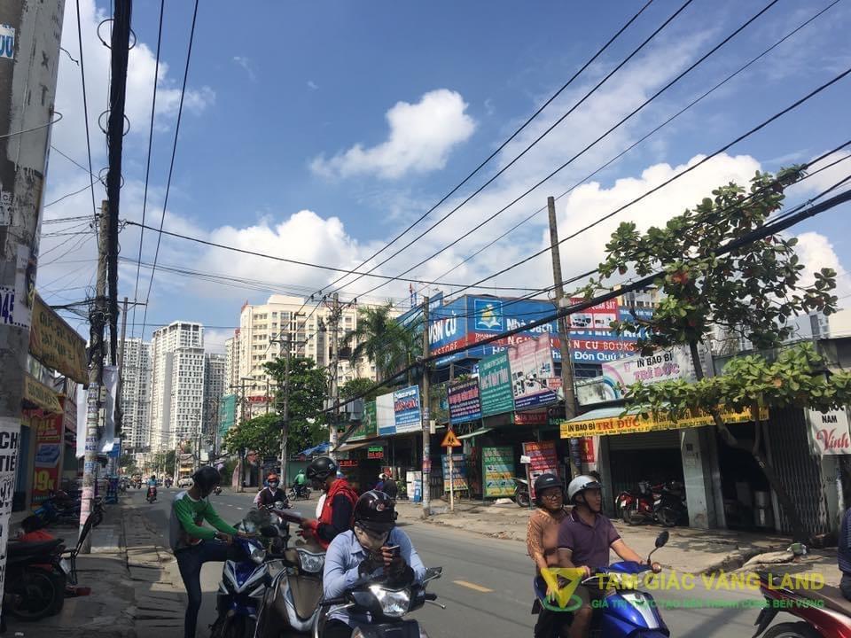 Cho thuê nhà mặt tiền đường Nguyễn Duy Trinh, Phường Bình Trưng Đông, Quận 2, DT 6x28m, 1 trệt 1 lầu, Giá 40 triệu/tháng