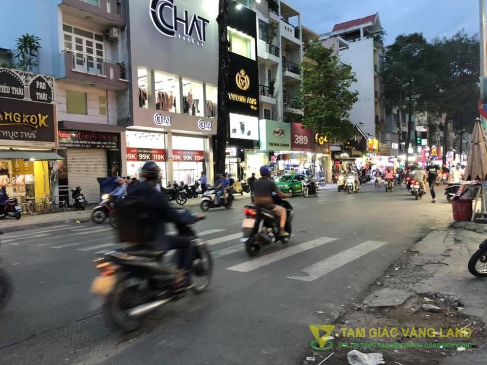 Cho thuê nhà mặt tiền đường Nguyễn Trãi, Phường 8, Quận 5, DT 8x10m, mặt bằng, Giá 125 triệu/tháng