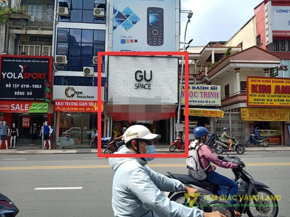 Cho thuê nhà mặt tiền đường Phan Đình Phùng, Phường 17, Quận Phú Nhuận, DT 5x20m, Mặt bằng LDR, Giá 35 triệu/tháng