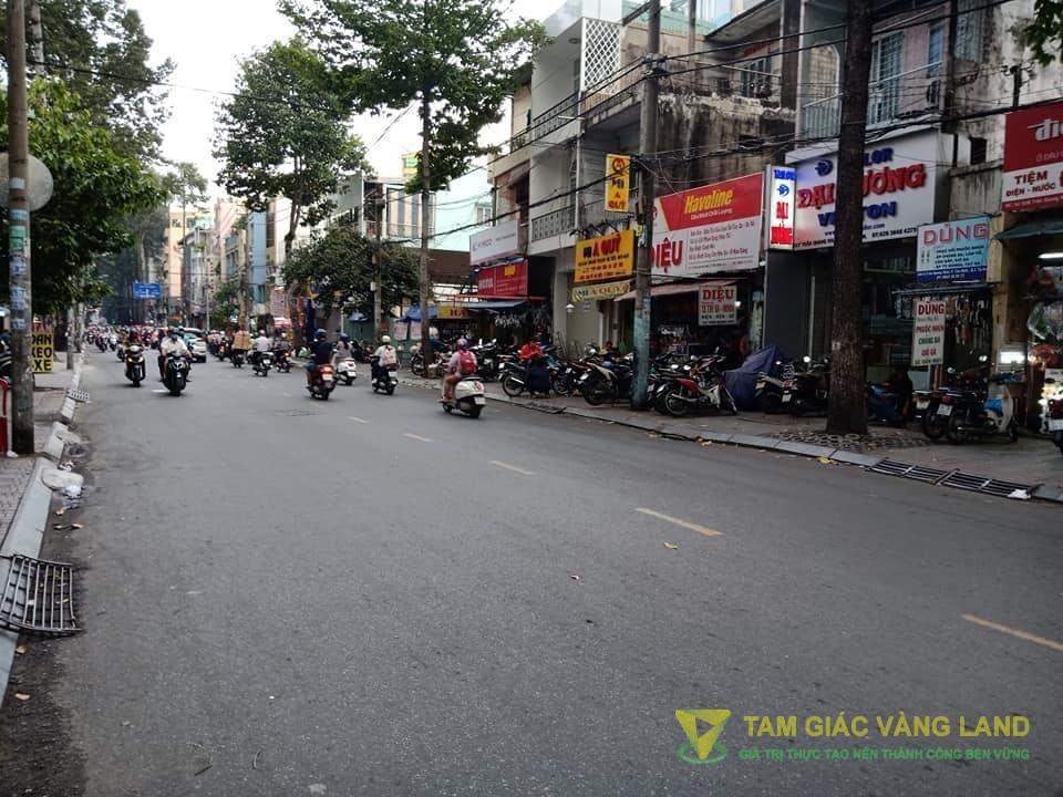 Cho thuê nhà mặt tiền đường Trần Quang Khải, Phường Tân Định, Quận 1, DT 5x12m, Mặt bằng, Giá 35 triệu/tháng